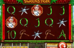 Shaolins Tiger Free Online Slot
