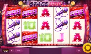 Slot Machine Stage 888 Online Free