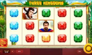 Free Slot Online Three Kingdoms
