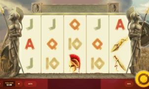 Slot Machine Wild Spartans Online Free