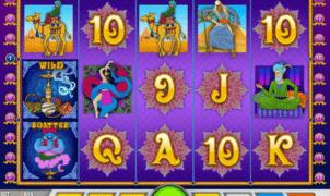 Free Arabian Nights SGS Slot Online