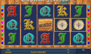 Free Captain Nelson deluxe Slot Online