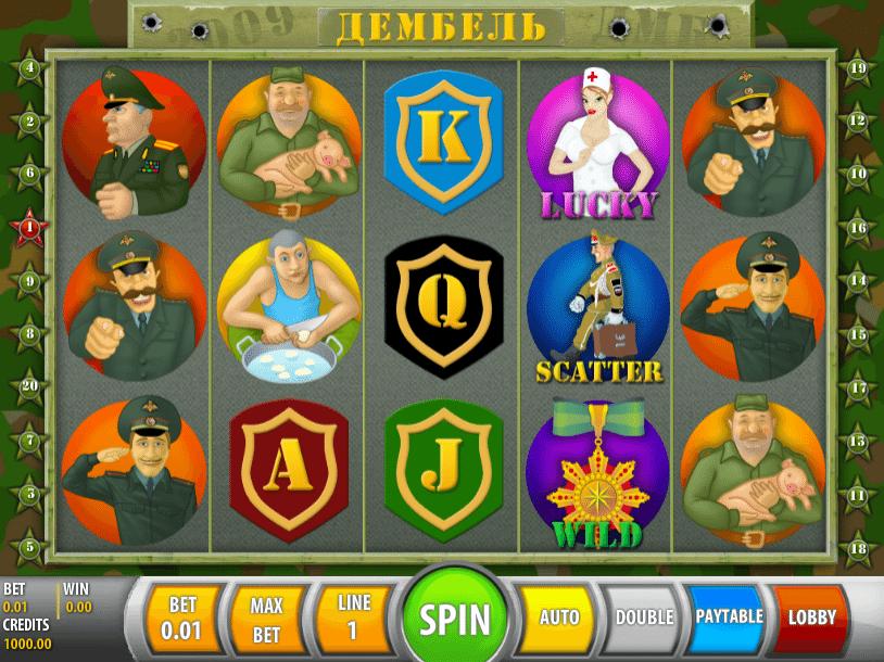 slot game online casino deluxe