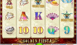 Slot Machine Golden Fiesta Online Free