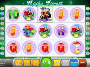Spiele Emerald Forest - Video Slots Online