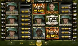 Free Slot Online Platoon Wild Progressive