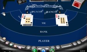Punto Banco Free Online Slot