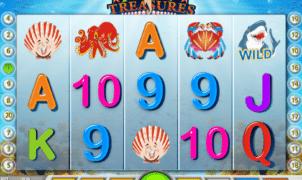 Free Reef Treasures Slot Online