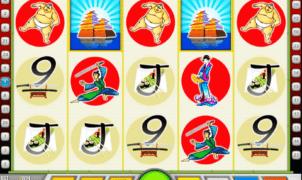 Slot Machine Samurai Online Free