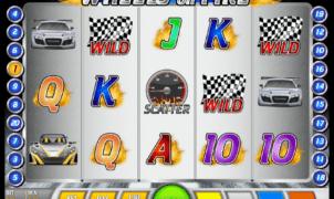 Free Wheels on Fire Slot Online