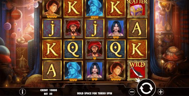 Free Slot Online Aladdins Treasure