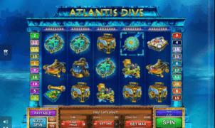Free Slot Online Atlantis Dive