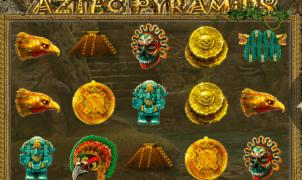 Aztec Pyramids Free Online Slot