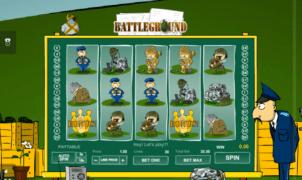 Free Battleground Spins Slot Online