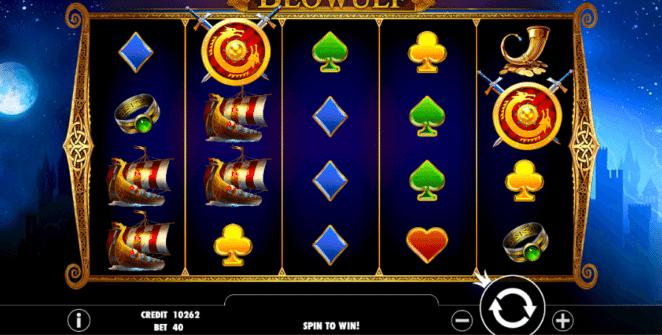 Beowulf Pragmatic Play Free Online Slot