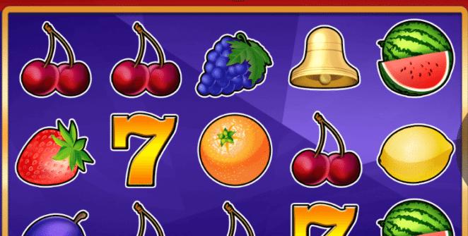 Slot Machine Classic 7 Fruits Online Free