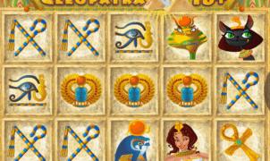 Slot Machine Cleopatra 18+ Online Free