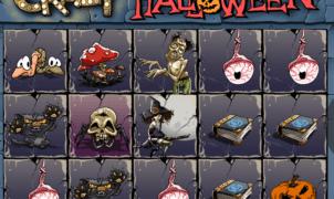 Crazy Halloween Free Online Slot