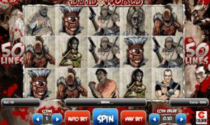Dead World Free Online Slot