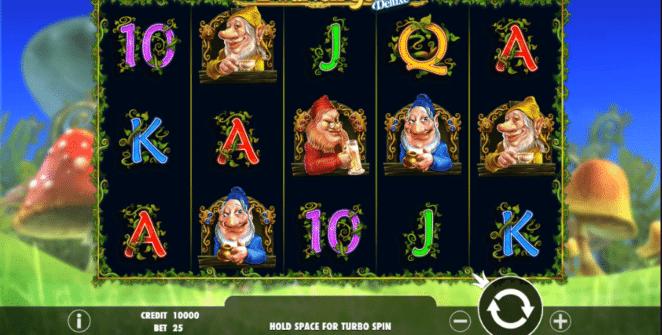 Free Slot Online Dwarven Gold Deluxe