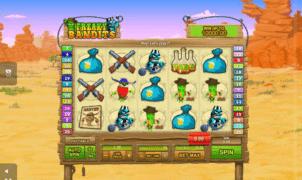 Slot Machine Freaky Bandits Online Free