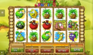 Freaky Fruits Free Online Slot