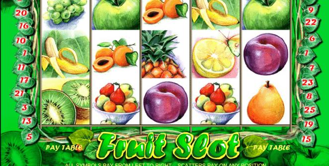 Fruit Slot Free Online Slot