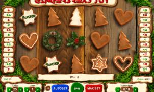 Gingerbread Joy Free Online Slot