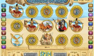 Slot Machine Gladiator of Rome Online Free