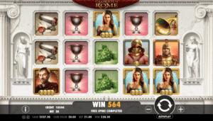 Slot Machine Glorious Rome Online Free