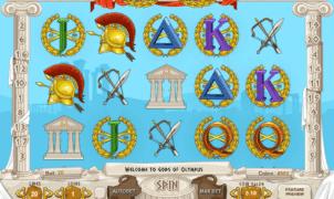 Free Gods of Olympus Slot Online