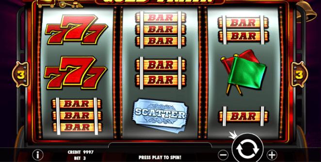 Gold Train Free Online Slot