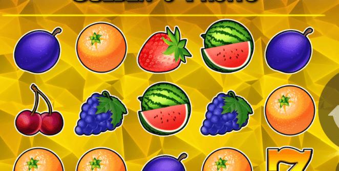 Free Golden 7 Fruits Slot Online