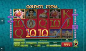 Free Golden India Slot Online