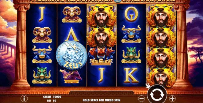 Free Slot Online Hercules Son of Zeus