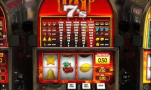 Hot 7s Free Online Slot