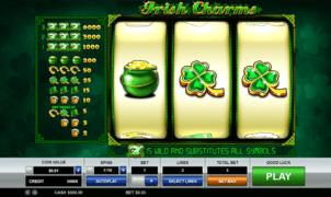 Free Slot Online Irish Charms