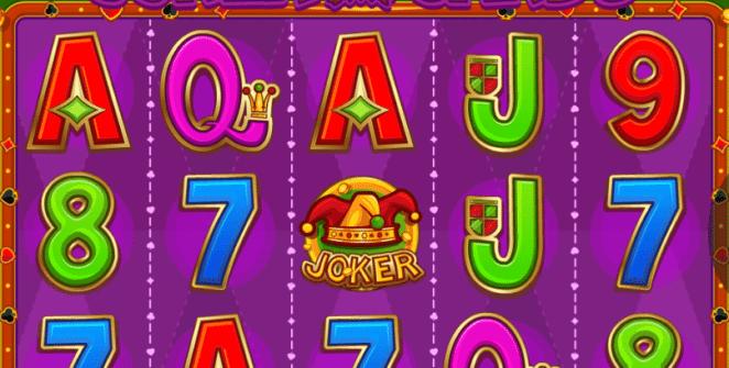 Free Joker Cards Slot Online