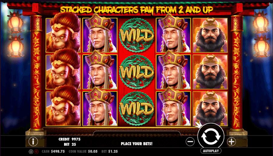 Spiele The Journey West - Video Slots Online