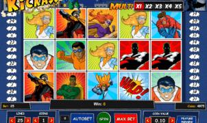 Free Kickass Slot Online