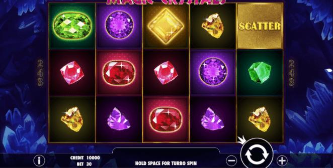 Free Slot Online Magic Crystals