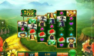 Magic of Oz Free Online Slot