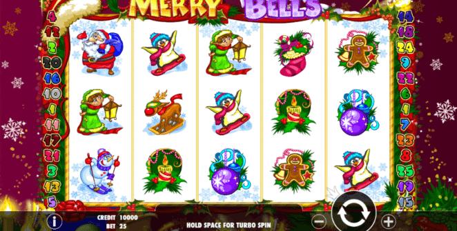 Slot Machine Merry Bells Online Free