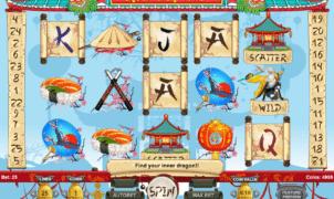 Red Dragon Free Online Slot