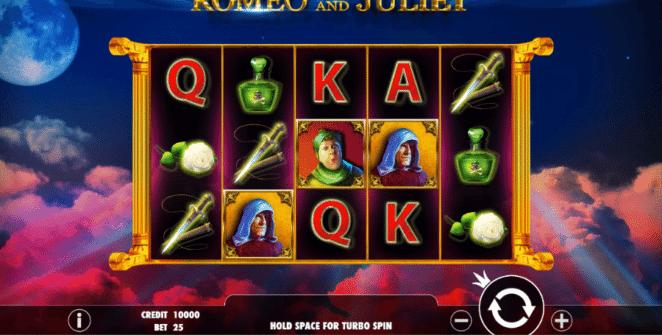 Slot Machine Romeo and Juliet Online Free