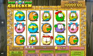 Run Chicken Run Free Online Slot