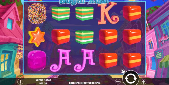 Free Sugar Rush Slot Online