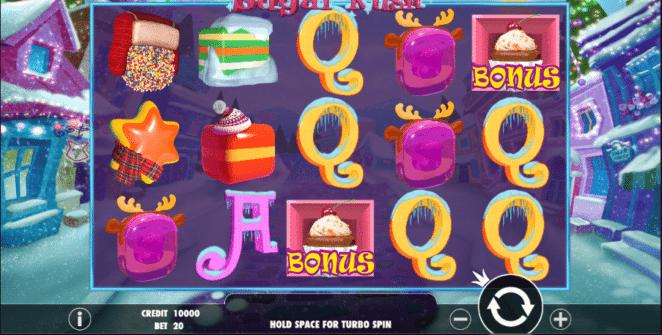 Free Slot Online Sugar Rush Winter