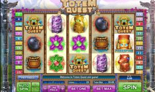 Slot Machine Totem Quest Online Free