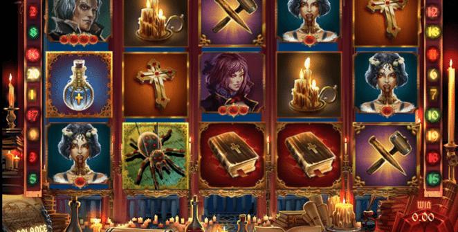 Slot Machine Transylvania Online Free
